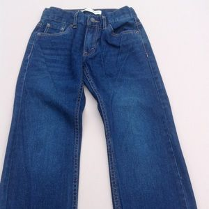 LEVI'S 505 Regular dark wash